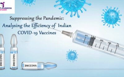 Supressing the Pandemic: Analysing the Efficiency of Indian COVID-19 Vaccines